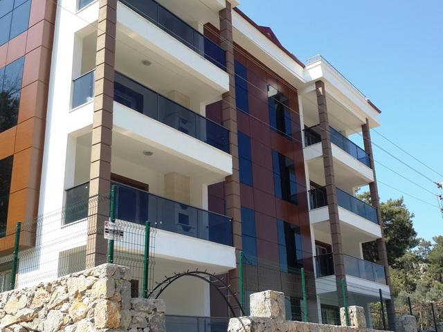 Новые Квартиры по Отличнам Ценам в Фетхие