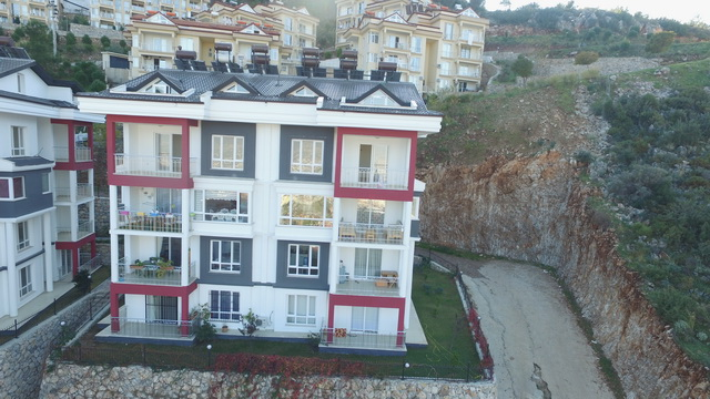 Brand New Apartments in Fethiye