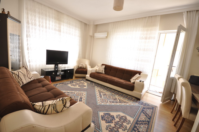 A Two Bedroom Apartment in Fethiye Town Center