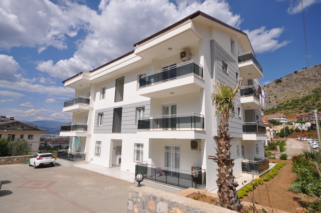 Brand New Spacious Apartment in Fethiye