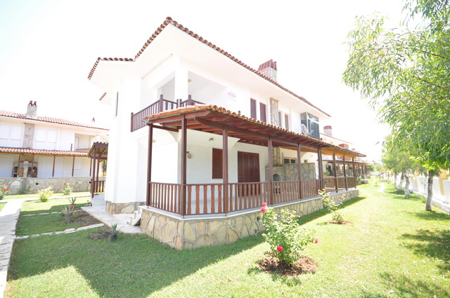 Traditional Turkish Villa on a Large Complex For Sale