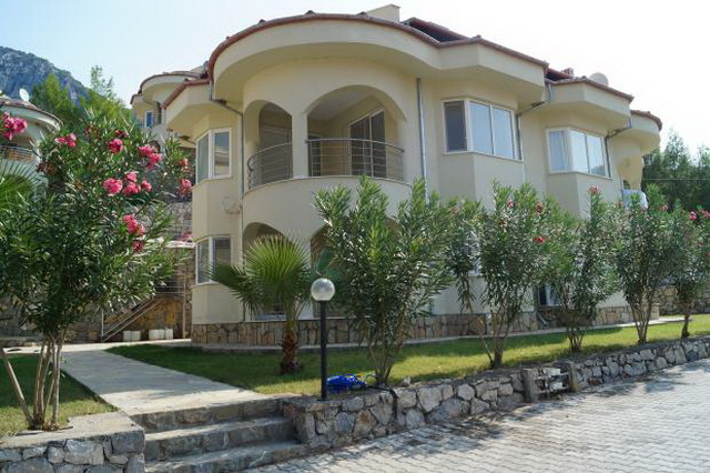 Bargain Villa For Sale in Akkaya Dalaman