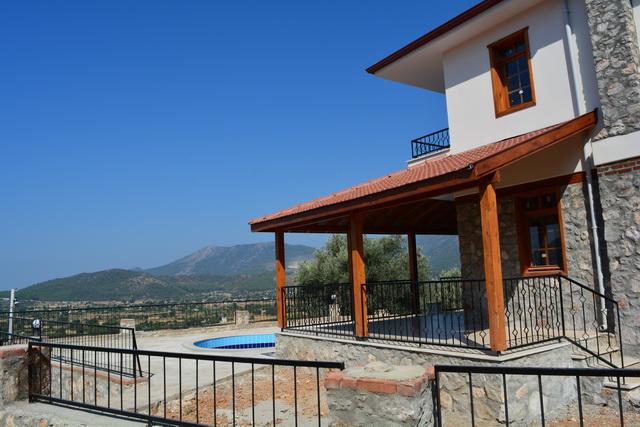 Traditional Turkish Villa in Uzumlu