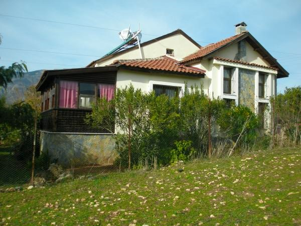 Bungalow with Land Private Land in Esen Fethiye