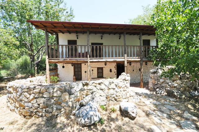 SOLD! Newly Renovated Traditional Farmhouse in Nif Uzumlu