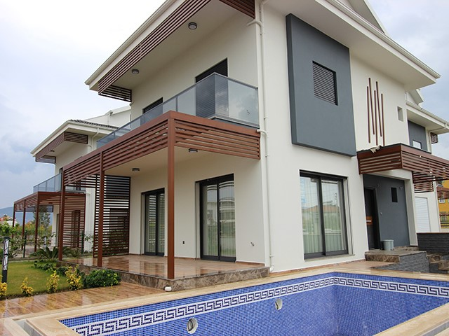 Brand New Villas Located Within Walking Distance to Fethiye Town
