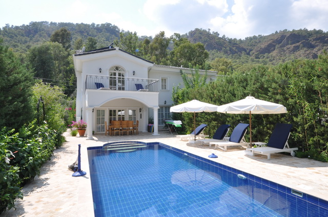 Elegant Villa Located in a Stunning Area of Gocek