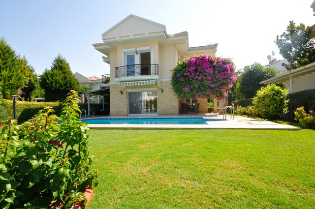 Luxury Villa Located on Fethiye Habour