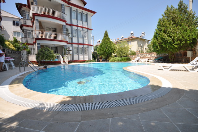 Large Apartment in Fethiye Town Centre