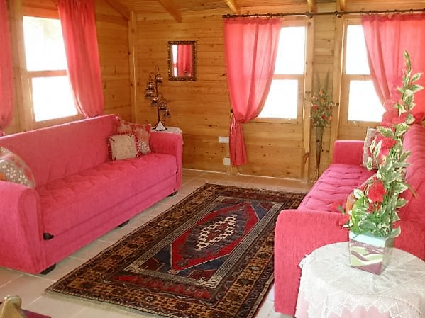 Chalet Nursery And Garden Center: Wooden Chalet On Private Land In Gombe For Sale