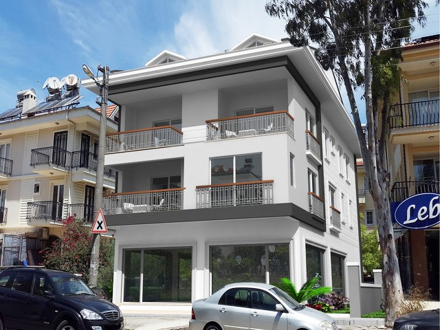 Luxury Off Plan Apartments in Fethiye Town For Sale