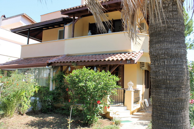 Semi Detached Villa On Calis Beach
