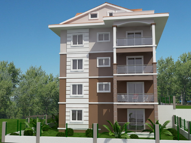 Off Plan Apartment Project in Fethiye