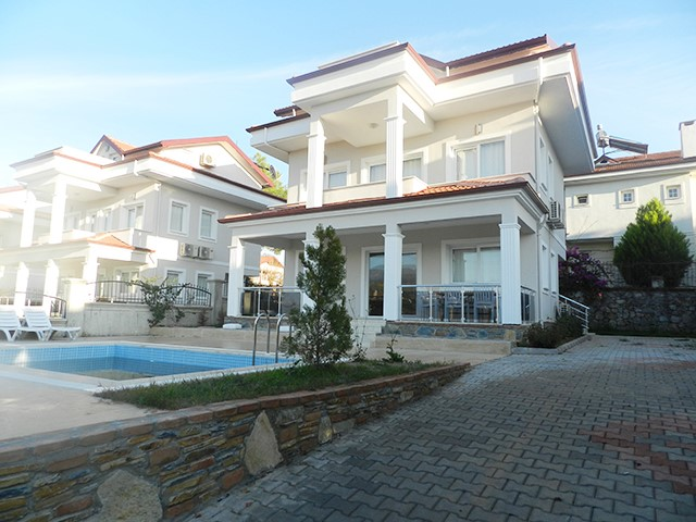 Brand New Villas in Ciftlik Fethiye For Sale