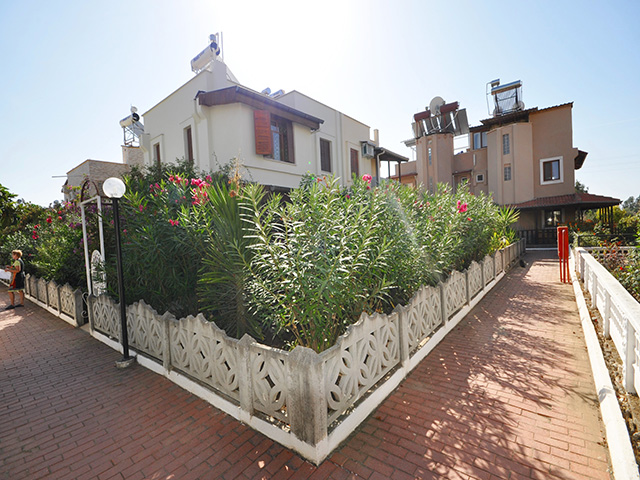 Semi-Detached Villa with Private Garden in Koca Calis
