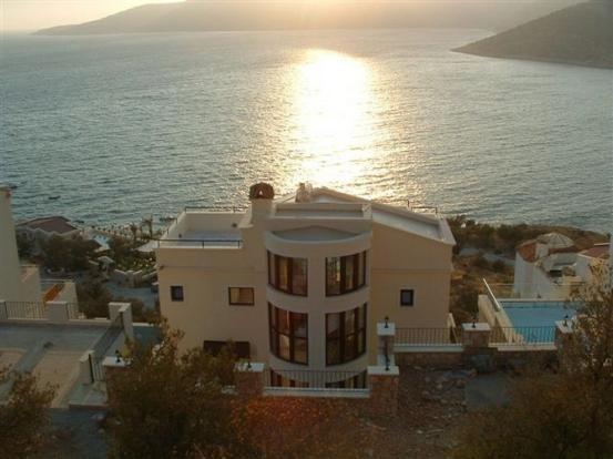 Large Seafront Villa in Kalkan