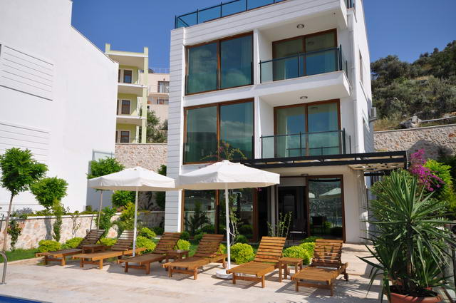 Seafront Villa in Kisla Kalkan For Sale