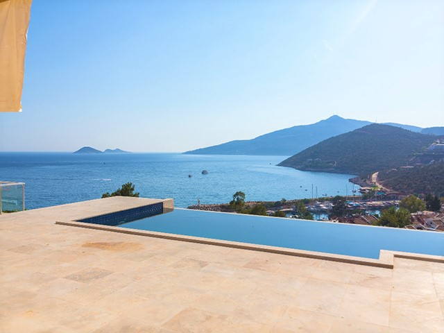 Two Traditional Stone Houses in a Prime Location of Kalkan