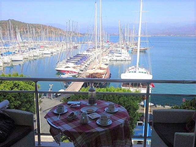 Immaculately kept Apartment on Fethiye Marina