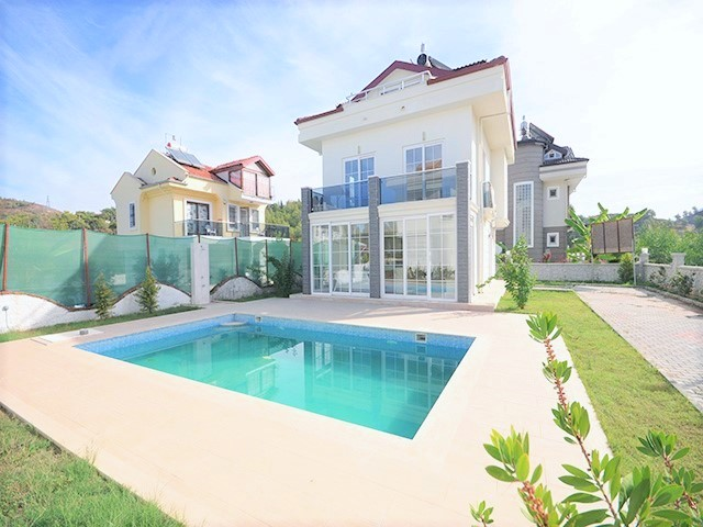 Brand New Villa For Sale Near to Calis Beach