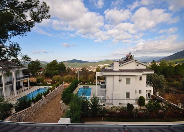 Brand New Contemporary Villas in Ovacik