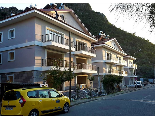 Off plan Luxurious Apartment Complex in Fethiye For Sale