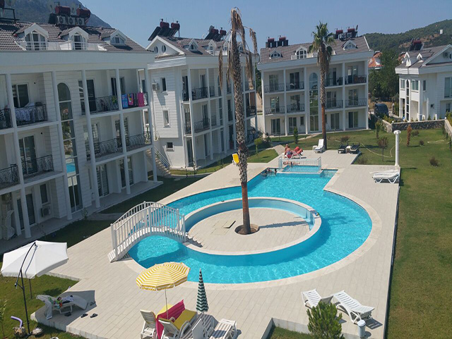 New Apartments with Superb Location in Ovacik