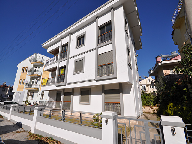 Luxury Duplex Apartment For Sale in Central Fethiye