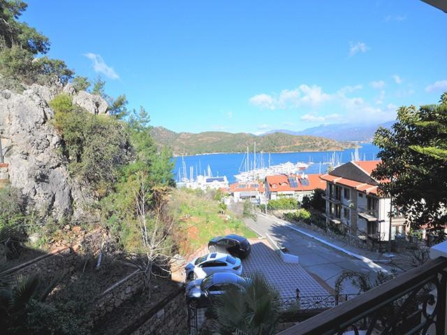 Люксовая Вилла с Видом на Порт Фетхие