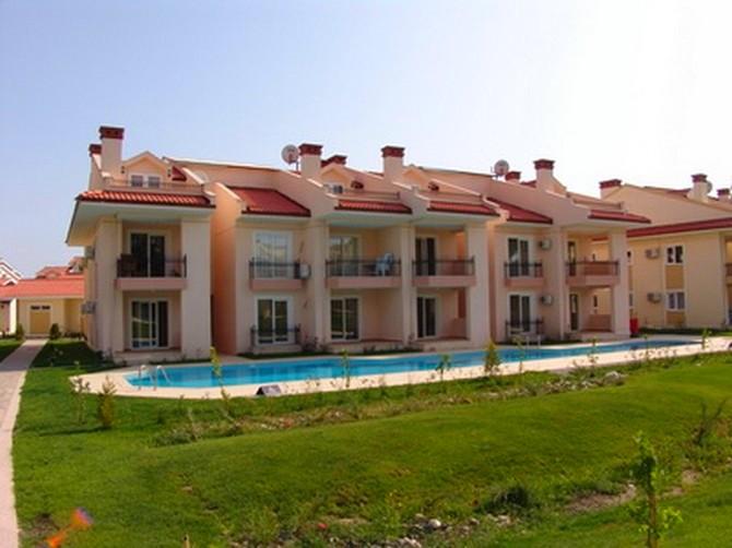 Апартамент По Хорошей Цене в Люксовом Комплексе Яныклар