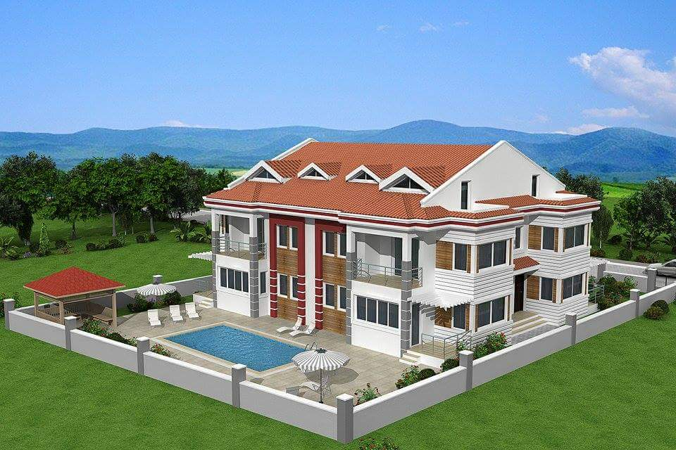 Brand New Apartments in Calis