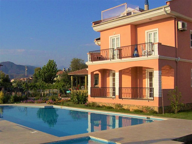 Duplex Apartment in Calis