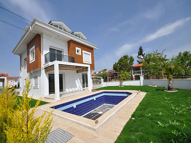 Four Bedroom Detached Villa in Fethiye For Sale