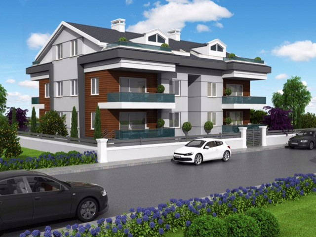 Off Plan Apartments in Great Location of Calis
