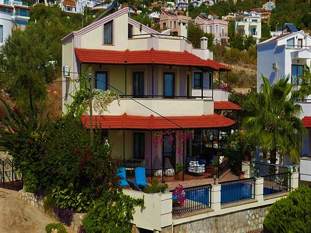 Great Price for this Three Bedroom Villa in Kalkan