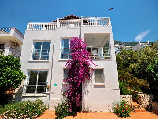 Excellent Priced Fully Furnished Villa in Kalkan For Sale