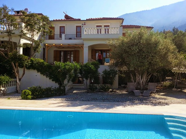 ON HOLD! Luxury Fully Furnished Villa in Ovacik