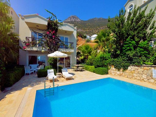 Bargain Price for Fully Furnished Villa For Sale in Kalkan