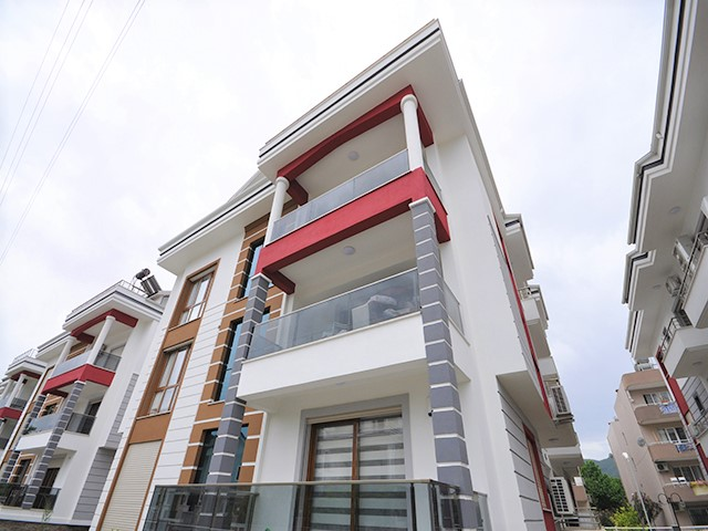 Spacious Brand New Apartment in Fethiye