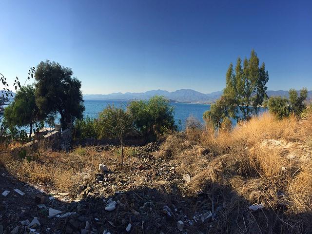 Seafront Land For Sale on Sovalye Island Fethiye