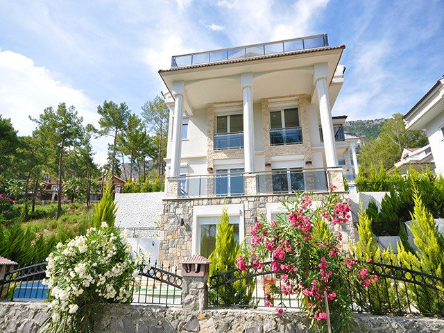 Magnificent Luxury Villas in Gocek For Sale