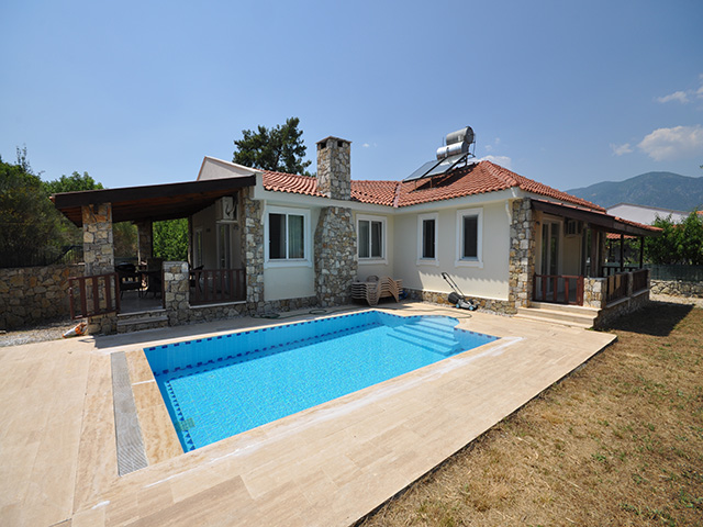 Fully Furnished Bungalow with Private Pool