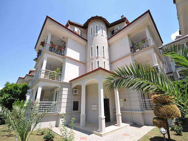 SOLD!!! Duplex Apartment in Tasyaka Fethiye