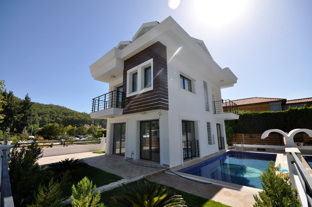 Brand New Villa in Luxurious Gocek For Sale