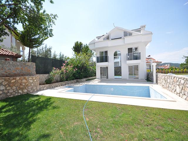 Brand New Villa in Ovacik For Sale