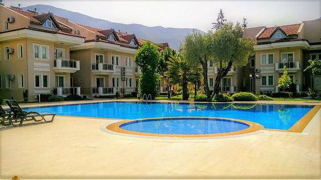 SOLD!!! Lovely Three Bedroom Hisaronu Apartment
