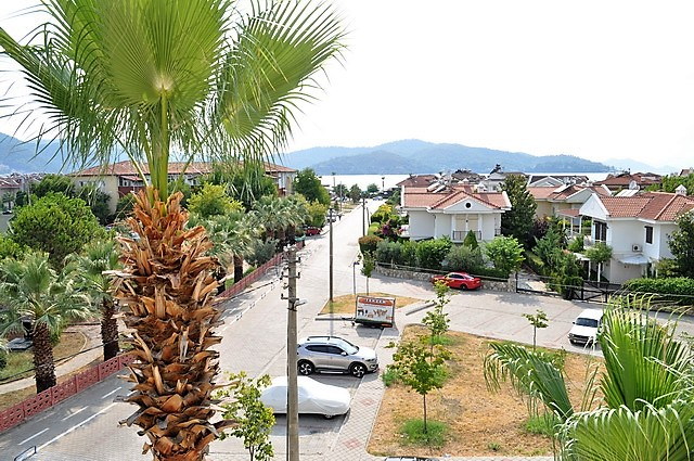 2 Bedroom Sea View Apartment For Sale in a Prime Location of Fethiye