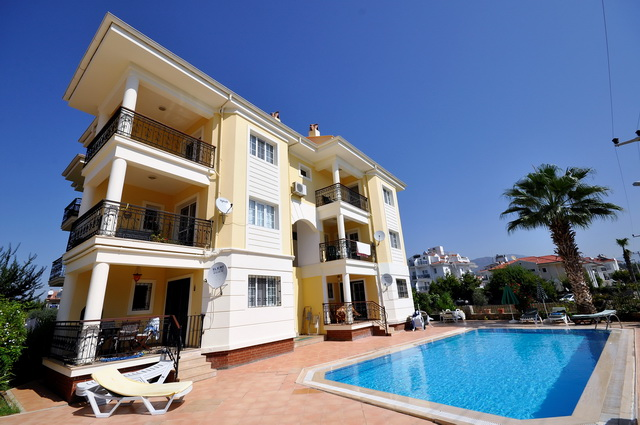 SOLD!! Lovely Two Bedroom Calis Apartment With Swimming Pool