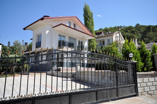 Brand New Detached Villa in Centre of Hisaronu For Sale