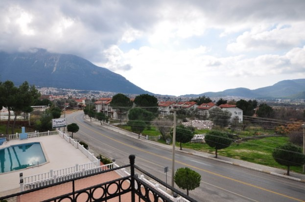 Beautifull Duplex Holiday Apartment For Sale in Ovacik